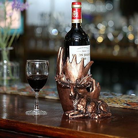 GYX animali vino rack vino rack wine