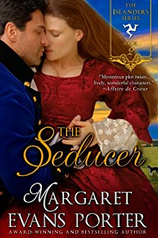 The Seducer (The Islanders Series, Book 2) by [Porter, Margaret Evans]