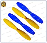 PGSA2Z10x55mm Blade Propeller Prop For 6x15mm, 7x20mm 8.5x20mm 10x25mm Coreless Motor Diy Micro Quadcopter