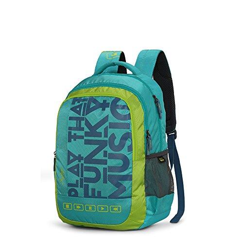 Skybags Bingo Plus 35.9856 Ltrs Blue School Backpack (SBBIP01BLU) Image 2