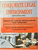 Corporate Legal Environment (Mercantile Law)