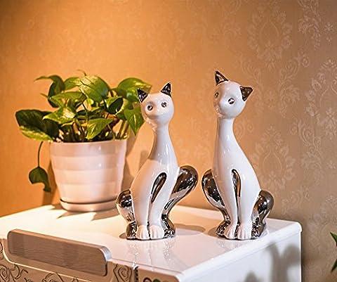 Helen Accueil Accessoires Modern European Wine Cooler Salon TV Cabinet Ceramic Entrance Set Cadeaux de mariage