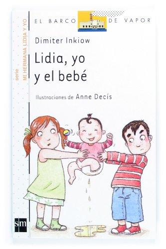 Lidia, yo y el bebé (Barco de Vapor Blanca) por Dimiter Inkiow