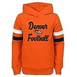 Outerstuff NFL Denver Broncos Jugend Mädchen, Mädchen, 9K1G6FACI BRC B80-GXL16, Orange, Youth Girls X-Large(16)