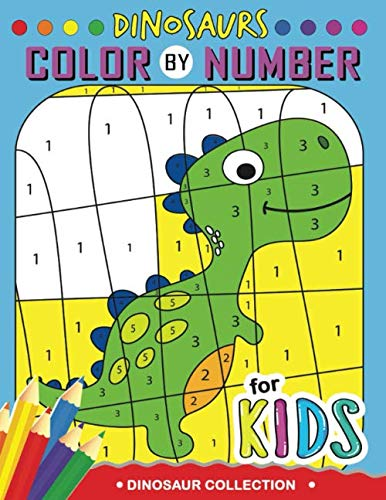 umber for Kids: Coloring Books For Girls and Boys Activity Learning Workbook Ages 2-4, 4-8 ()