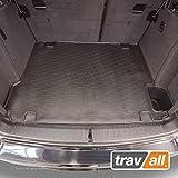 Travall Liner TBM1104 – Tapis de Coffre en Caoutchouc sur Mesure