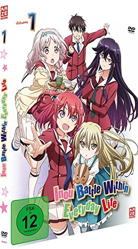 Inou Battle Within Everyday Life - Vol.1 (Episoden 1-6)