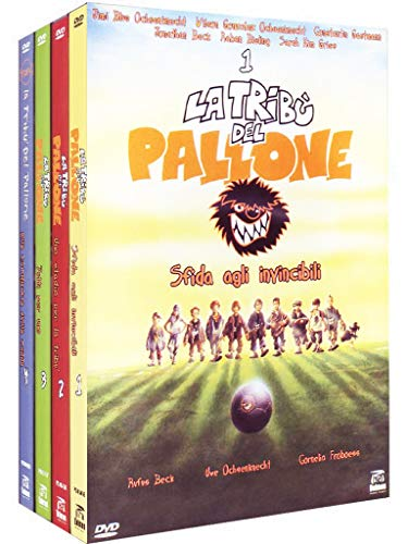 La tribù del pallone [4 DVDs] [IT Import]