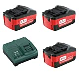 Metabo 685049000 Basic-Set 4.0 Ah