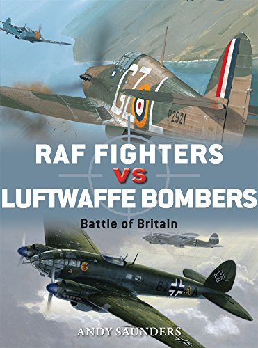 RAF Fighters vs Luftwaffe Bombers: Battle of