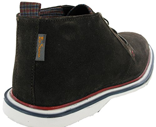 Ben Sherman Modern, Chukka Boots Homme Marron