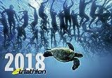 Image of triathlon-Kalender 2018: Die Welt des Triathlonsports in spektakulären Fotos
