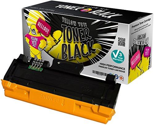 Preisvergleich Produktbild Yellow Yeti MLT-D116L (3.000 Seiten) Premium Toner kompatibel für Samsung Xpress SL-M2625 M2625D M2675FN M2825ND M2825DW M2835DW M2875FW M2875ND M2885FW [3 Jahre Garantie]