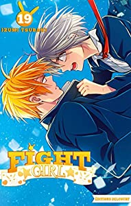 Fight Girl Edition simple Tome 19