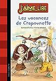 Crapounette, Tome 01 - Les vacances de Crapounette
