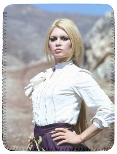 Brigitte Bardot Shalako iPAD custodia