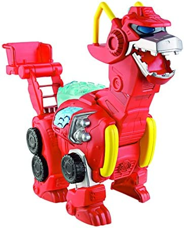 Transformers Rescue Bots Bots Bots Playskool Heroes Heatwave the Rescue Dinobot 10 Action Figure by Hasbro 7d746c
