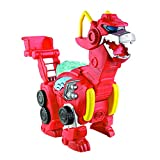 Transformers Rescue Bots Playskool Heroes Heatwave the Rescue Dinobot 10 ...