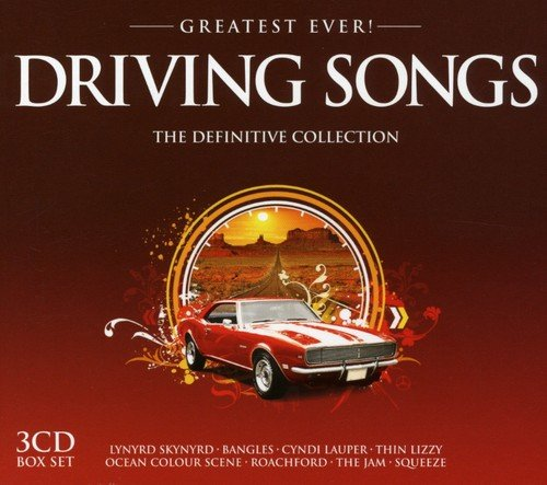 VA - Greatest Ever Driving Songs  The Definitive Collection - (GTSTCD017) - BOXSET - 3CD - FLAC - 2007 - WRE Download