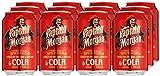 Captain Morgan Original Spiced Gold mit Cola (12 x 0.33 l)
