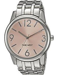 Nine West Mujer NW/1765lpsb pulsera plateada