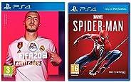 FIFA 20 + Marvel's Spider Man (