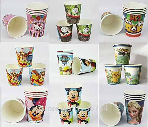 generic-minions-7x5x9cm-6pcs-lot-pokemon-go-frozen-cup-paw-patrol-glass-winnie-birthday-decoration-b