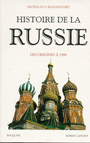Histoire de la Russie : Des origines à 1996