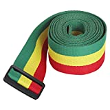 Level Afrikanische Handtrommel Strap Tambourine Gürtel Schulter-Kreuz-Bügel Profi Schlaginstrument Zubehör