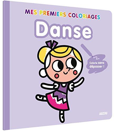 Mes premiers coloriages - Danse