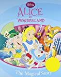 #8: Disney Alice in Wonderland the Magical Story