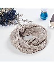 Bufanda de Invierno para Navidad Mujer Bufanda