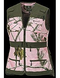 Pinewood Chaleco de caza Mujer hardw Ecomoods Blaze Rosa XS