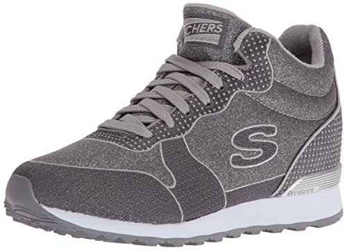 Skechers - Og 85 hollywood Rose, Scarpe da ginnastica Donna Slate/Gray Shimmer