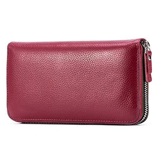 Brieftasche Clutchlange Frauen Brieftasche Mit Interieur Mobile Weibliche Große GeldbörseLeder Kupplung Kartenhalter Geld Tasche Damen Münze