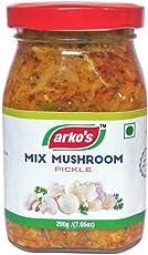Arkos Homemade Mix Mushroom Pickle, 200g