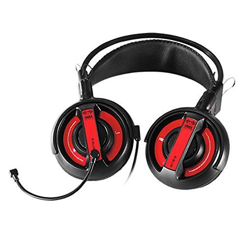 Eblue Cobra HS Gaming Kopfhörer Headsets EHS013RE Rot