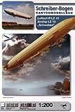 Aue Verlag 67x 7x 9cm Luftschiff LZ 10Schwaben Model Kit