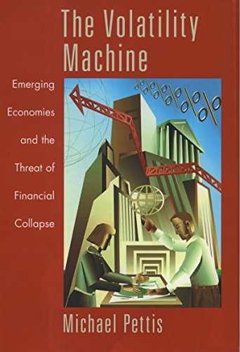 The Volatility Machine: Emerging Economics and the Threat of Financial Collapse (English Edition)