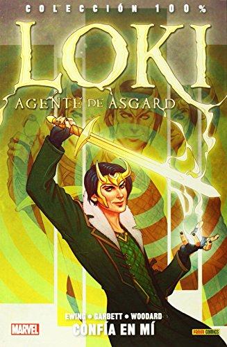 Loki. Agente De Asgard 1. Confía En Mi (COLECCIÓN 100% MARVEL)