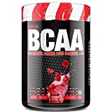 BlackLine 2.0 Juic3d Bcaa Aminosäure Aminos Vitamin B6 Tyrosin Ratio Muskelaufbau Abnehmen Diät Bodybuilding 500g  Kirsche