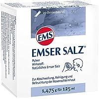 Emser Salz Pulver, 20 St preisvergleich bei billige-tabletten.eu