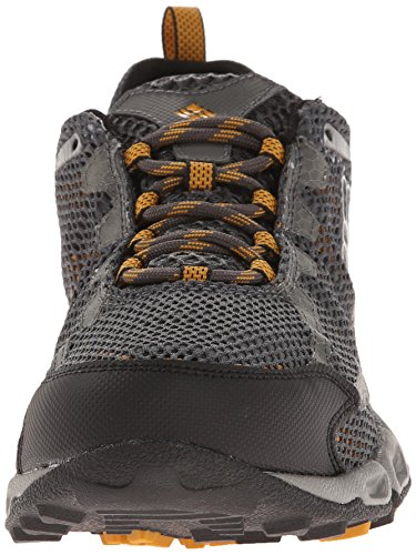 Columbia Ventastic, Chaussures Multisport Outdoor Homme Marron (Charcoal/Squash 030)