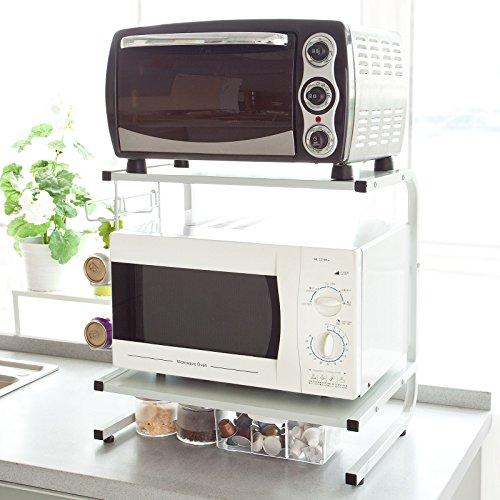 Sobuy mensola per forno a microonde mensola da cucina - Mobile porta forno microonde ...