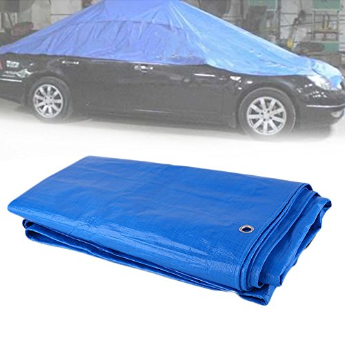 Sedeta Car-Cover SUV-Abdeckungen Winterschutz voll Autozelt Winddicht/Staubdicht/Kratzschutz-Sonne Outdoor UV-Schutz Fahrzeug Sonnenschutz