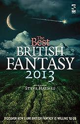 The Best British Fantasy 2013