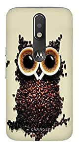 UV printed Back Cover Motorola Moto G4 Play by DRaX (soft back)
