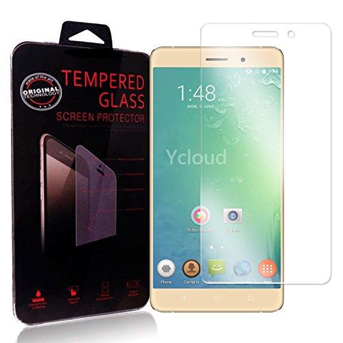 Ycloud Panzerglas Folie Schutzfolie Displayschutzfolie für BLUBOO Maya (5.5 Zoll) screen protector mit Härtegrad 9H, 0,26mm Ultra-Dünn, Abgerundete Kanten
