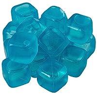 Sabar ASAB 18pc Re-usable Ice Cubes Blue, (18), small