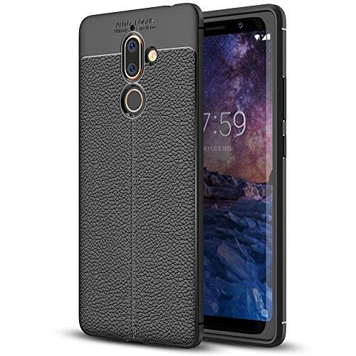 Cell Phones & Accessories Apple Iphone 6 & 6s Plus Cajas Del Teléfono Etui Es Negro 1001b